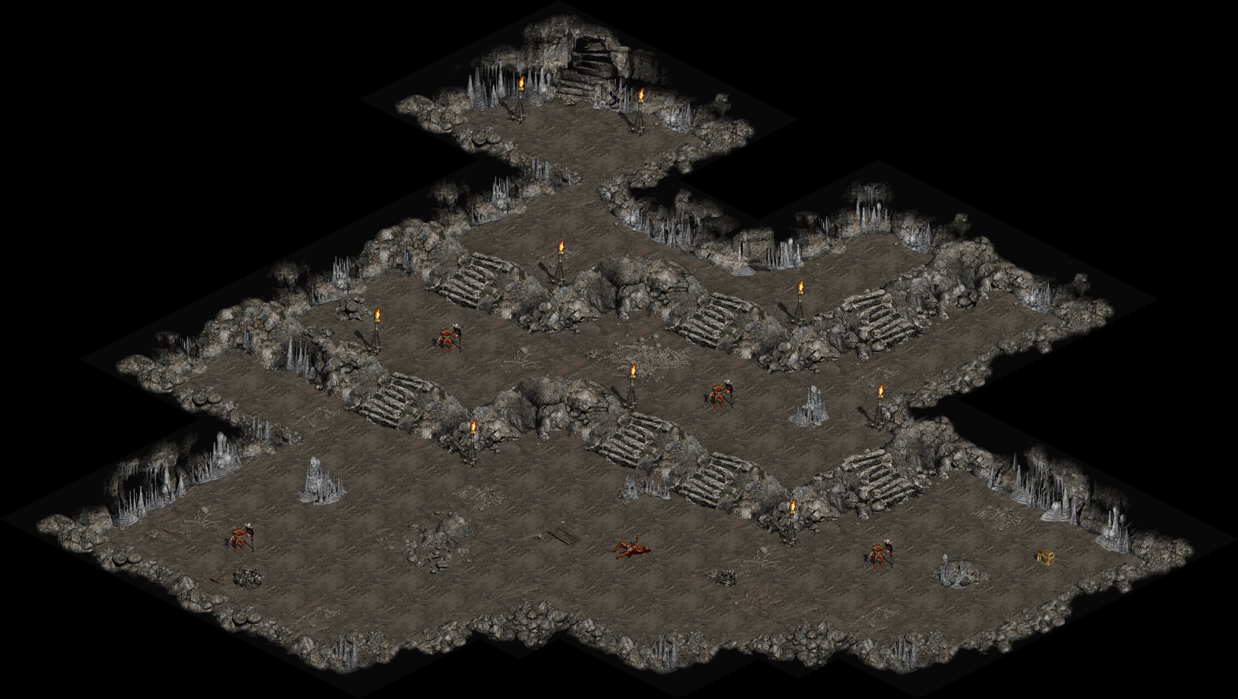 Pit Level 2 (Diablo II).jpg