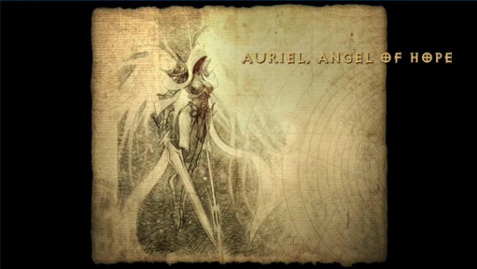 暗黑破坏神3中Auriel是怎么样