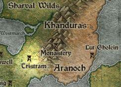 暗黑破坏神3中Khanduras是什么?