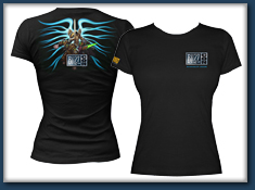BlizzCon 2008 Shirt - 女式 $15