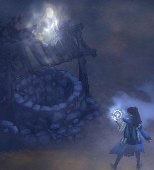 暗黑破坏神3中怎么样完成迷失的小女孩?