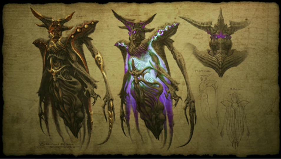 暗黑破坏神3中Belial具体资料熟悉吗?